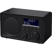 IRC IKR1440DABBLK DAB+/FM radio Sort