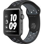 Apple Watch Series 2 Nike+, 42mm, space grey, rem