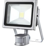 Arbejdslampe LED m/sensor 30w