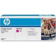 HP 307A/CE743A lasertoner, rød, 7300s