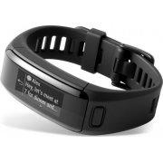 Garmin Vivosmart HR Aktivitetsarmbånd, XL, sort