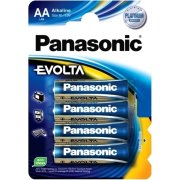 Panasonic str. AAA Evolta batterier, 4stk