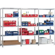 META Fix 150 kg, 300x100x60, Tilbyg, Galvanis