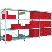 META Clip 230 kg, 250x130x(2x50), Tilbyg, Galvanis