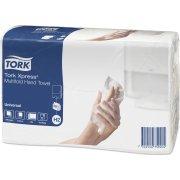 Tork H2 Xpress Universal Håndklædeark,3-fold,20 pk