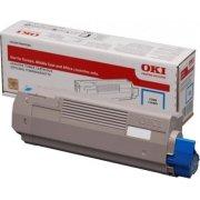 OKI 46507615 lasertoner, blå, 11.000s.