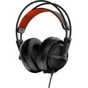 SteelSeries Siberia 200 Høretelefoner, sort