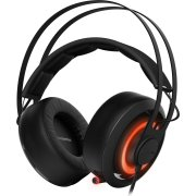 SteelSeries Siberia 650 Høretelefoner, sort
