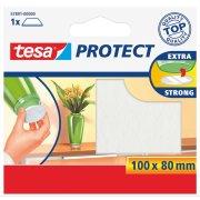 Tesa Protect filtpude ark 100x80 mm, Hvid