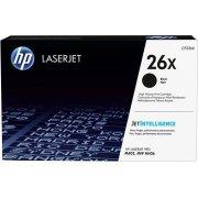 HP 26X/CF226XD lasertoner sort, 9000s, 2-pak