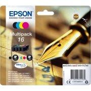 Epson C13T16264012 blækpatron, multipakke
