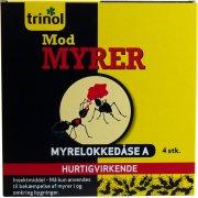 Trinol Myrelokkedåse - 4 stk.