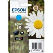 Epson nr. 18/C13T18024012 blækpatron, blå, 180s