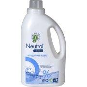 Neutral Vaskemiddel flydende, hvid, 1070 ml
