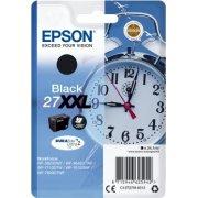 Epson 27/C13T27914012 sort blækpatron 27 XXL