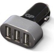 GP CC61 USB 2.0 Biloplader med 31.5W/6.3A
