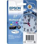 Epson 27/C13T27054022 blækpatron, sampak alarm