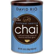 David Rio Elephant Vanilla Chai te, 398g