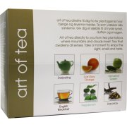 Art of Tea Luksus blandet te, 6 x 5 breve