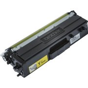 Brother TN-423Y XL Lasertoner, gul, 4000s