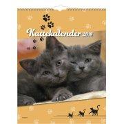 Mayland Vægkalender, 12 måneder, Katte