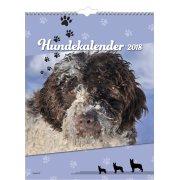 Mayland Vægkalender, 12 måneder, Hunde