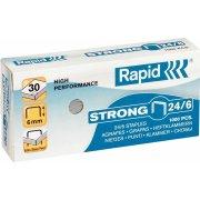 Rapid Strong 24/6 Hæfteklammer, 1000 stk.