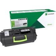 Lexmark 63B2000 sort tonerkassette, 11000 sider