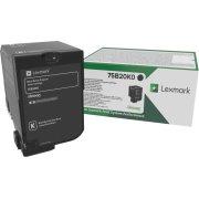 Lexmark 75B20K0 Sort tonerkassette, 13000 sider