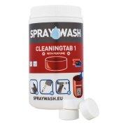 SprayWash Afkalkningstablet, m. duft, 14 stk.