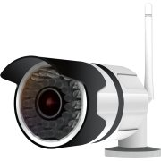 SikkertHjem S6evo udendørs overvågningskamera