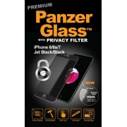 PanzerGlass PREMIUM privacy iPhone 6/6S/7/8, sort