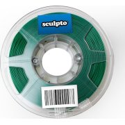 Sculpto 3D PLA filament i mørkegrøn, 1000 gram