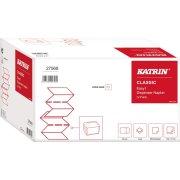 Katrin Classic Easy1 serviet, hvid
