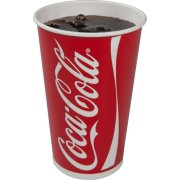 Abena Papbæger, Coca Cola 40 cl
