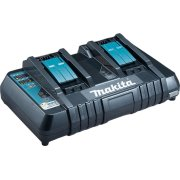 Makita 2-port lader, DC18RD