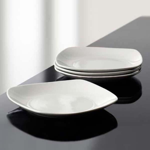 Aida Bistro Square Desserttallerken - køb til fast lav pris - Lomax A/S