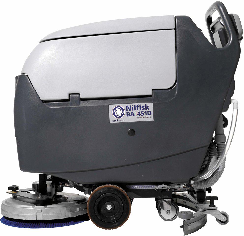 Nilfisk BA 531 D Ecoflex gulvvasker - god kvalitet her - Lomax A/S