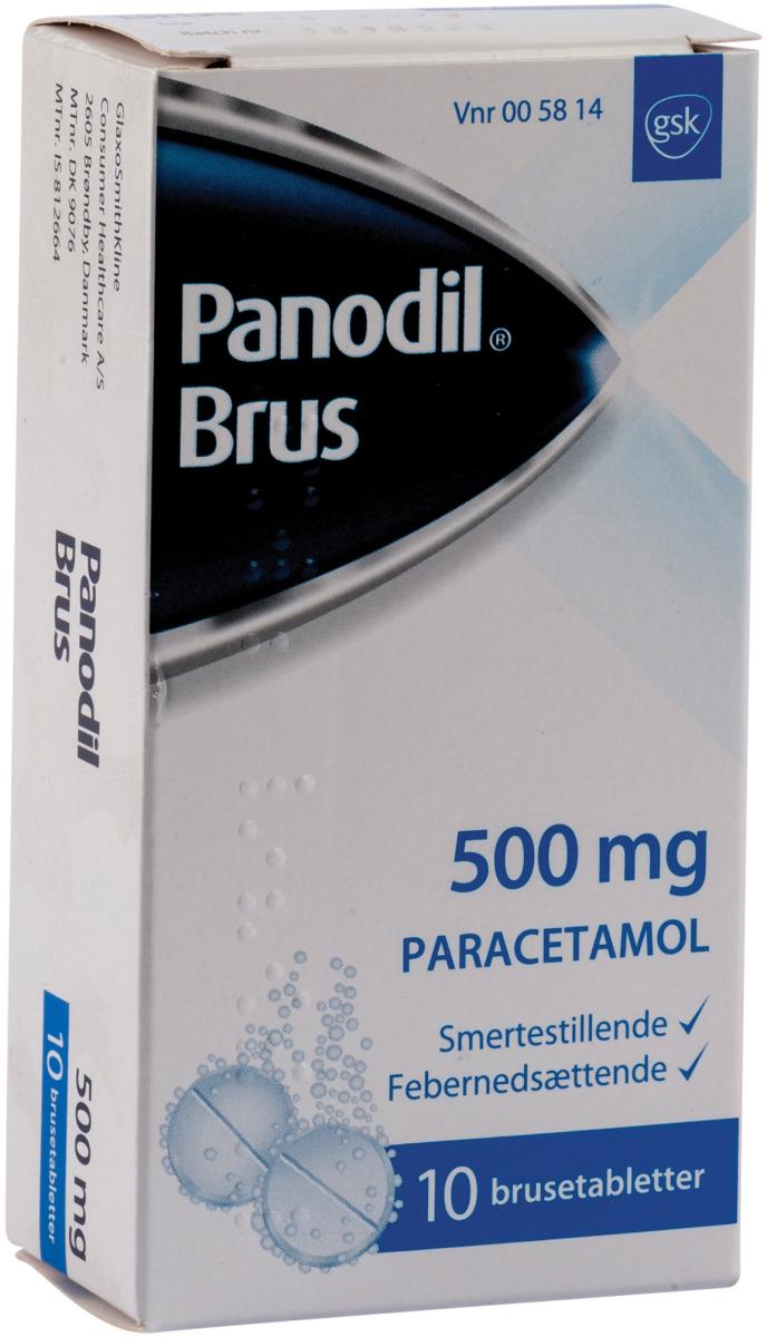 panodil zapp opløses i vand