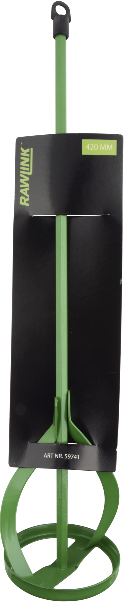 Rawlink piskeris, 420x85 mm - køb til fast lav pris - Lomax A/S