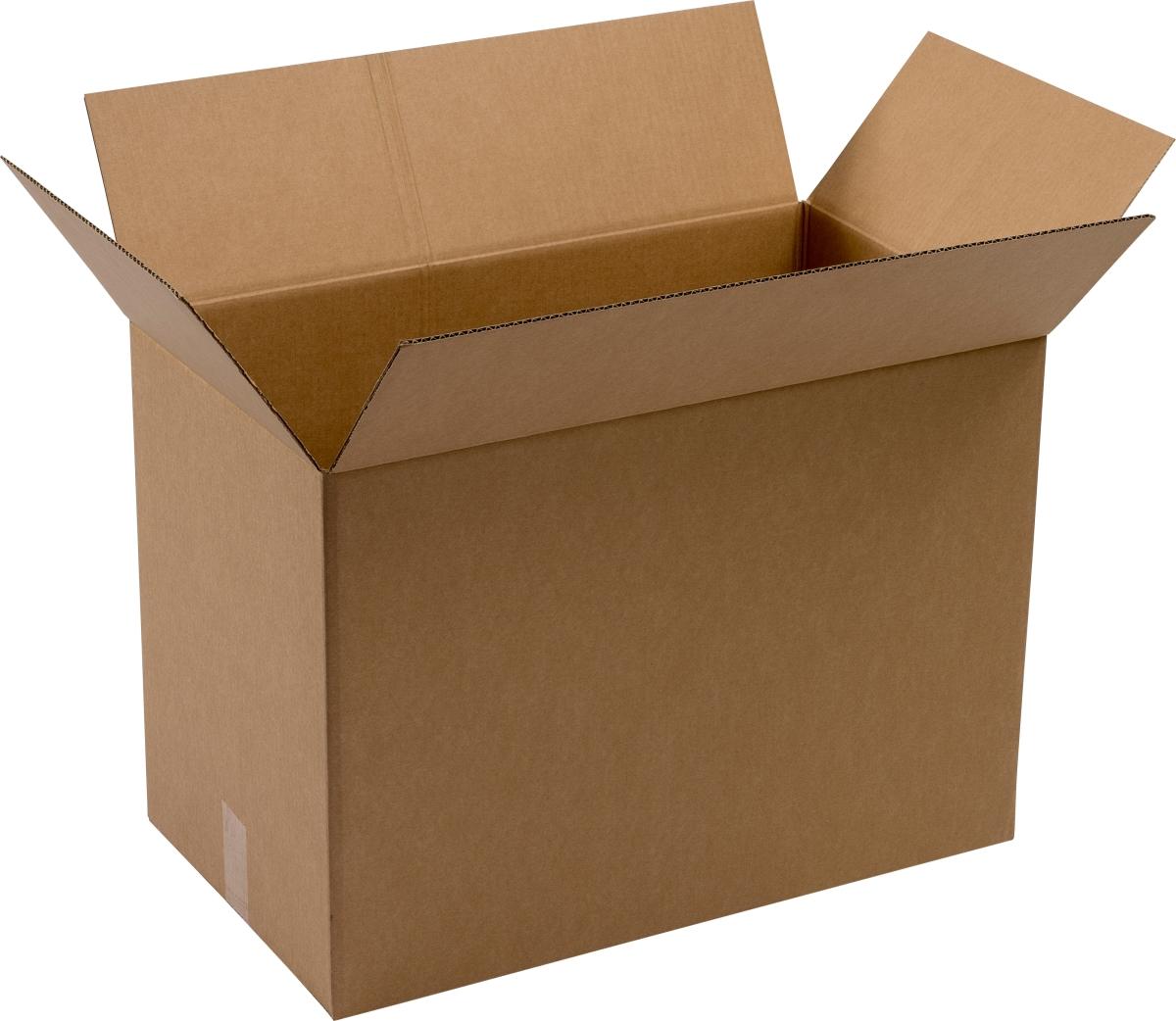 papkasse 1 lags 700 x 400 x 500 mm k b til fast lav. Black Bedroom Furniture Sets. Home Design Ideas