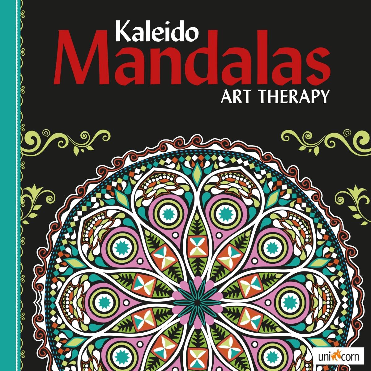 mandalas malebøger for voksne