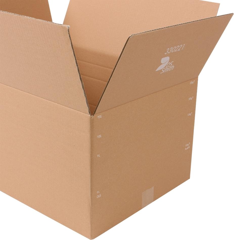 E shop papkasse t 550 x 400 x 120 300 mm k b til fast for Poolfolie 400 x 120