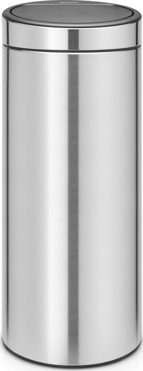 Brabantia Touch Bin Rvs.Brabantia Touch Bin 30 Liter Affordable Brabantia Touch Bin L Matt