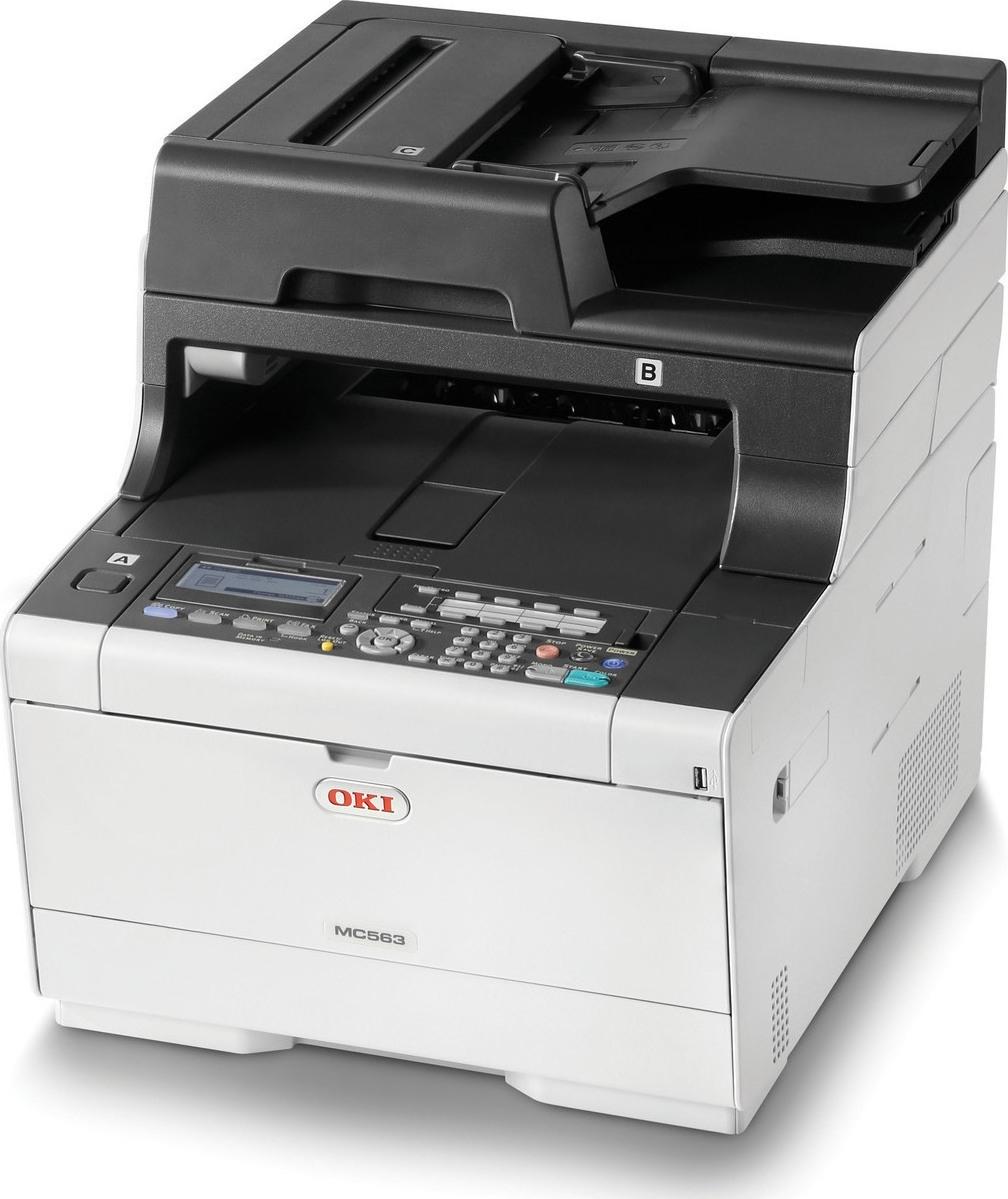 laser farve printer