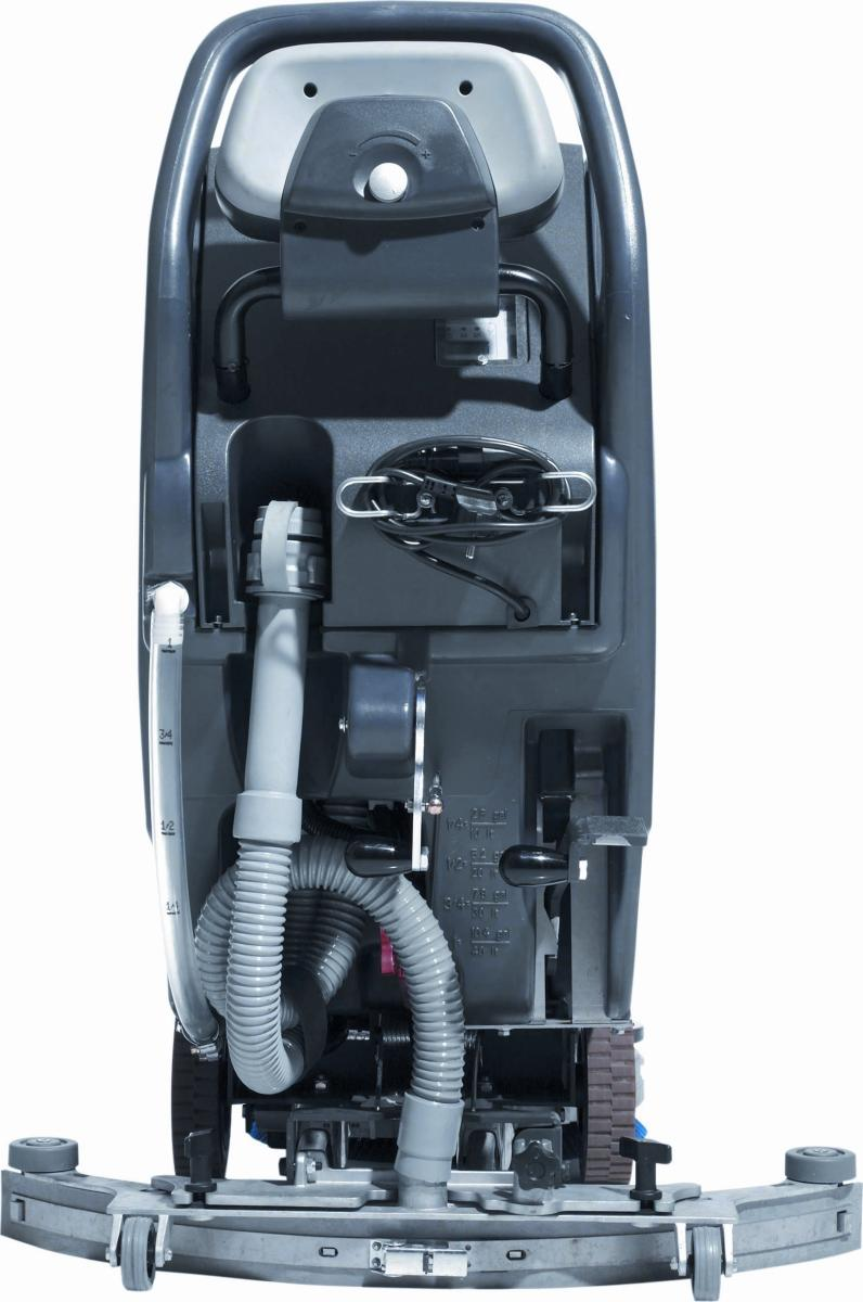 Nilfisk gulvvasker BA 451 D komplet - købes hos Lomax!