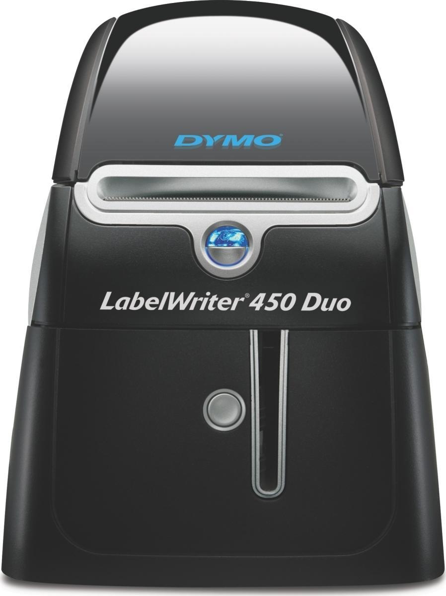 dymo labelwriter 450 duo labelmaskine k b til fast lav. Black Bedroom Furniture Sets. Home Design Ideas