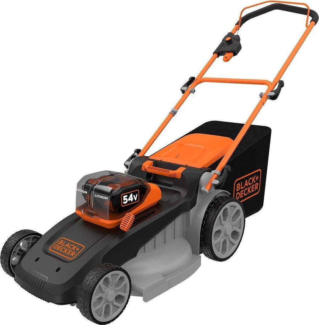 Black decker plæneklipper 36v