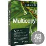 Multicopy Zero Kopipapir A3/80g/500ark