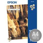 Epson C13S041256 mat, A4/167g/50stk